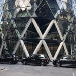 coprorate black taxi hire London