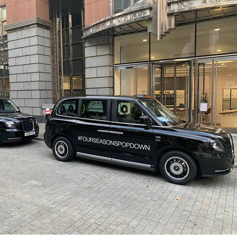Corporate Black Cabs London | Black Cabs for Hire in London